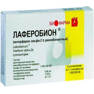 лаферобион в ампулах инструкция можно ли использовать для лечения глаз